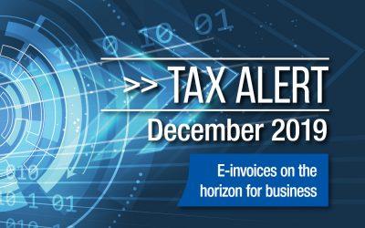 Tax Alert December 2019